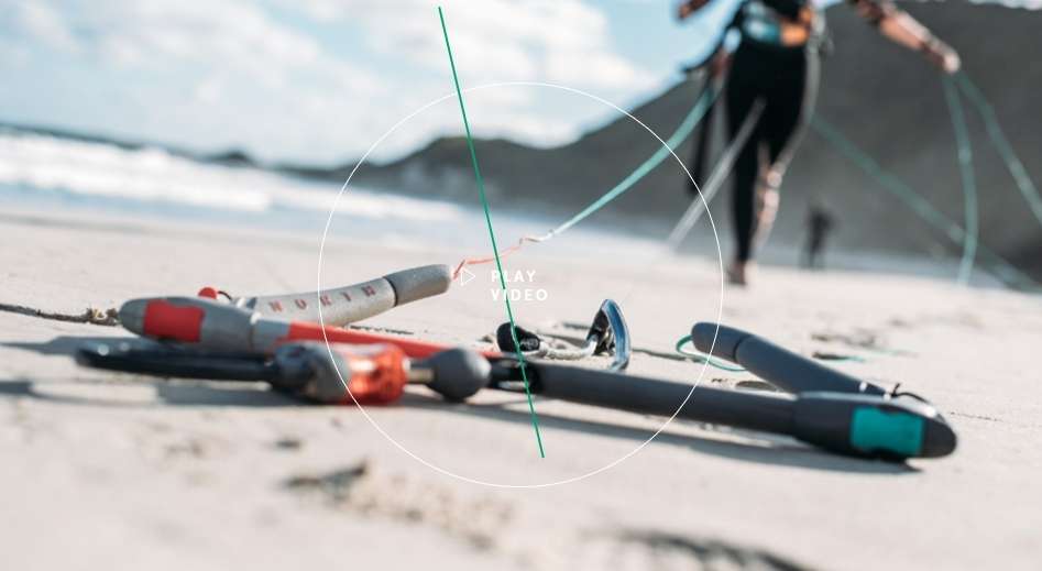 Recalibrated Kites video Northkiteboarding