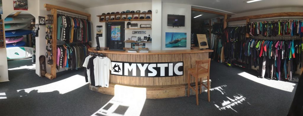 Mystic North showroom Brno panorama